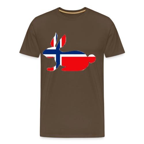 norwegian bunny - Men's Premium T-Shirt