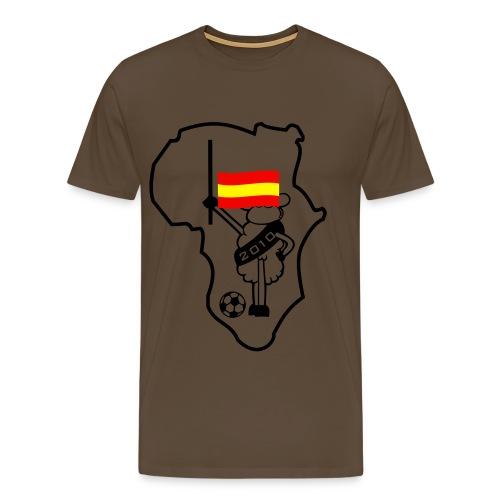 siegerschaf_wm_leer_umr - Männer Premium T-Shirt