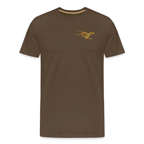 Logo et Emblème du Galster - T-shirt Premium Homme