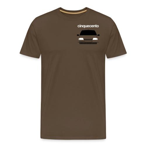 Cinquecento 001 - Men's Premium T-Shirt