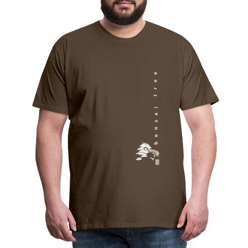 T-Shirt Homme Kakemono White - T-shirt Premium Homme