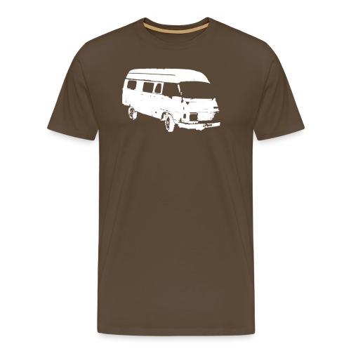 hh f20 wit png - Mannen Premium T-shirt