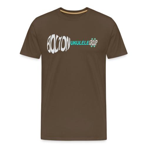 BUG Horizontal Ivert gif - Men's Premium T-Shirt
