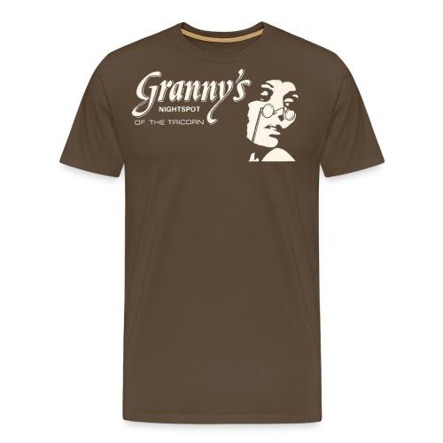 Granny Nightspot - Men's Premium T-Shirt