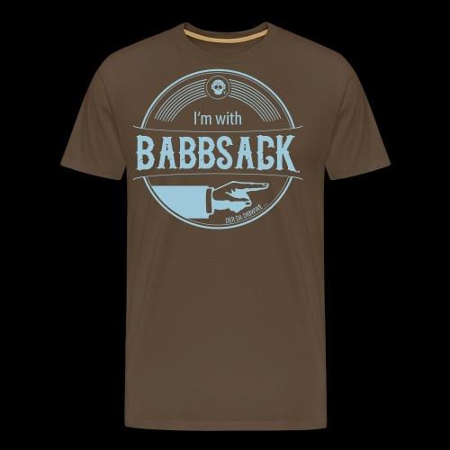 Babbsack - Männer Premium T-Shirt