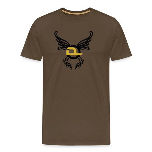 DL 2 - Premium-T-shirt herr