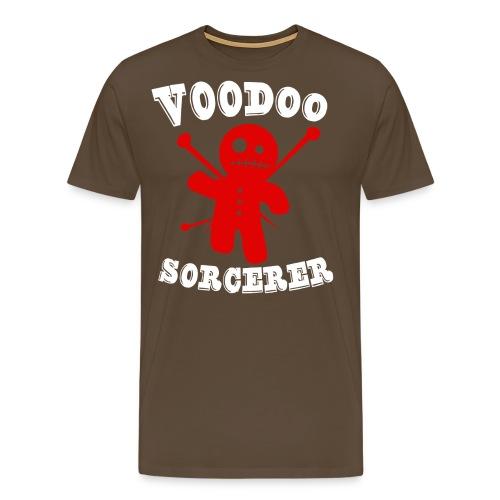 Sorcier Vaudou 2 - T-shirt Premium Homme