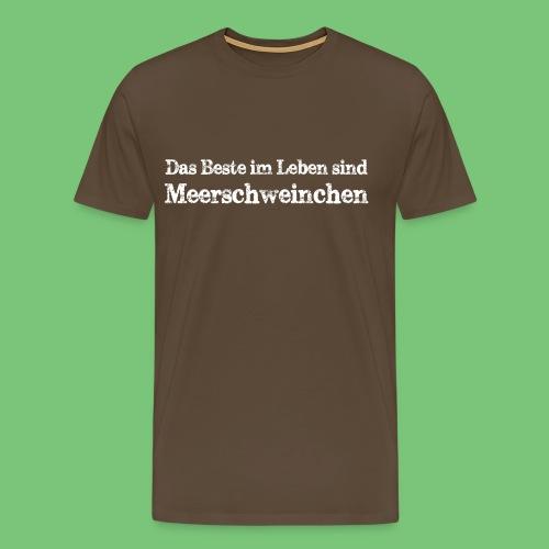 Beste im Leben - Männer Premium T-Shirt