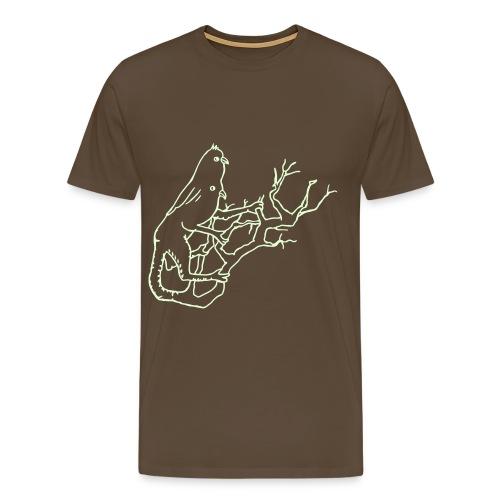laurentetseptime baum 1c - Männer Premium T-Shirt