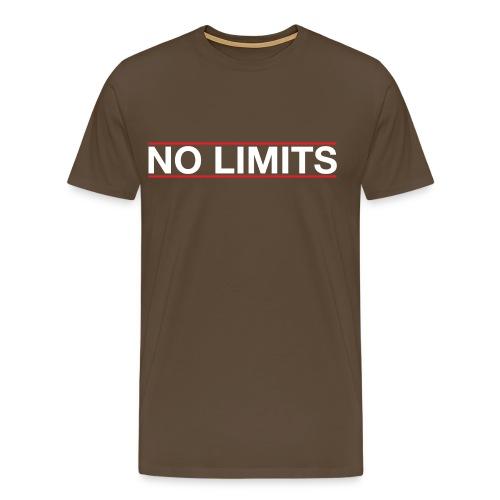 No Limits V2 - Men's Premium T-Shirt