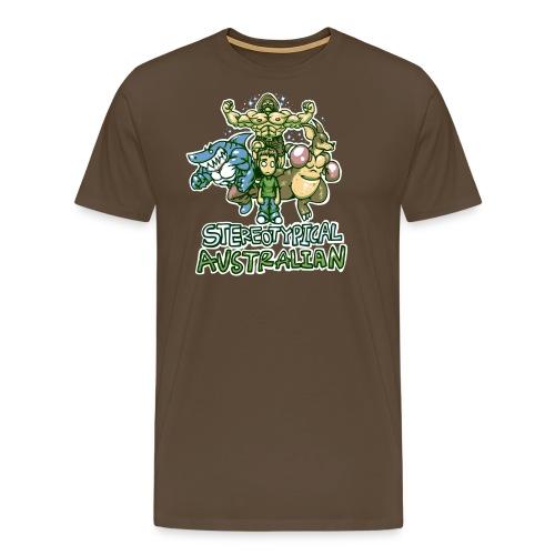australian justice - Men's Premium T-Shirt