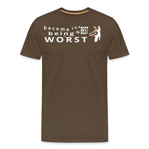 bethebest2 - Men's Premium T-Shirt