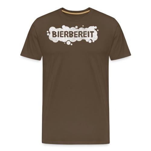 Bierbereit I - Männer Premium T-Shirt