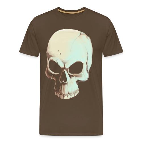 Light Alpha Cranium - Men's Premium T-Shirt