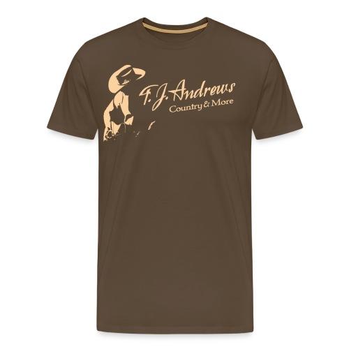 TJA big.png - Männer Premium T-Shirt