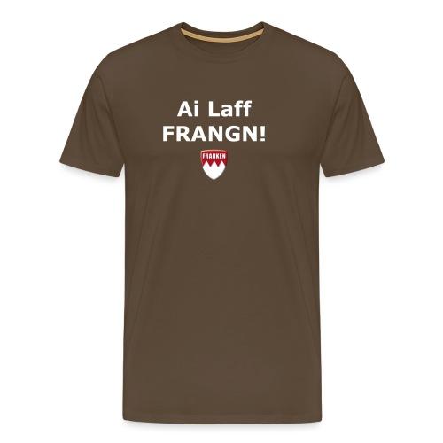 tshirt ff ailafffrangn - Männer Premium T-Shirt