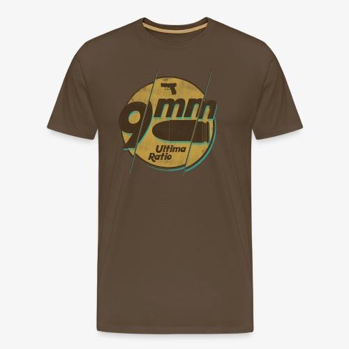 9mm - Männer Premium T-Shirt