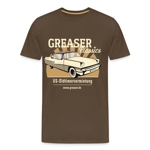 gross png - Männer Premium T-Shirt