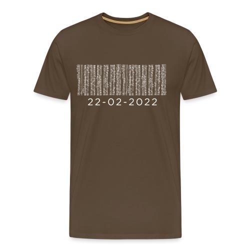 BACH CODE - Camiseta premium hombre