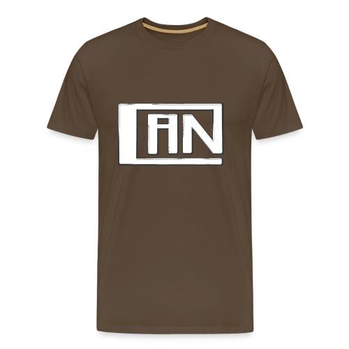 can strichumsetzung kopie - Männer Premium T-Shirt
