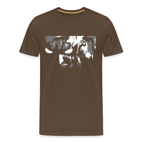 Paar - Männer Premium T-Shirt