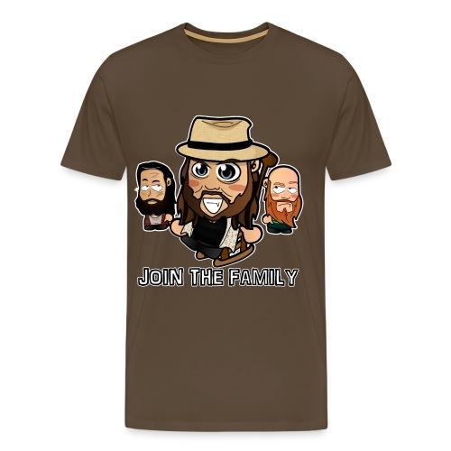 Chibi Bray - Join the Family - Men's Premium T-Shirt