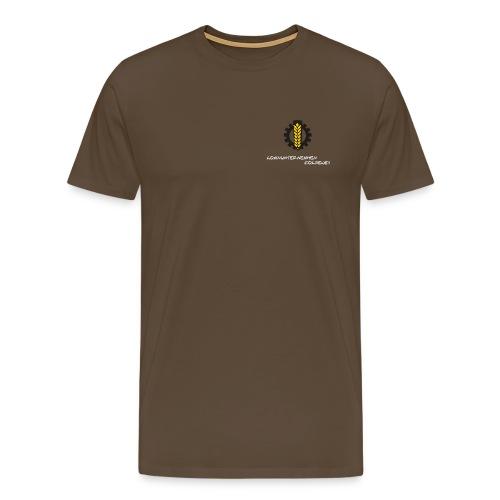 druck012 png - Männer Premium T-Shirt
