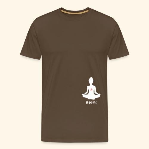 OMG Om - Men's Premium T-Shirt