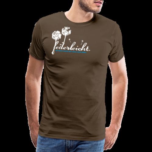 geweihbär Federleicht - Männer Premium T-Shirt