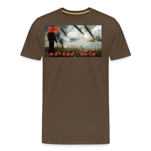 Meteor rain - Maglietta Premium da uomo