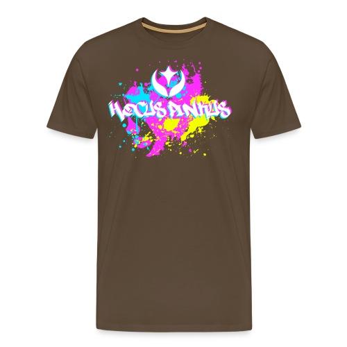 hp 2016 png - Premium T-skjorte for menn