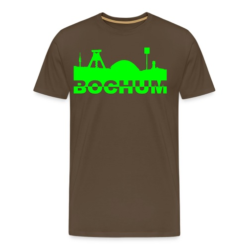 Bochum Kollektion - Männer Premium T-Shirt
