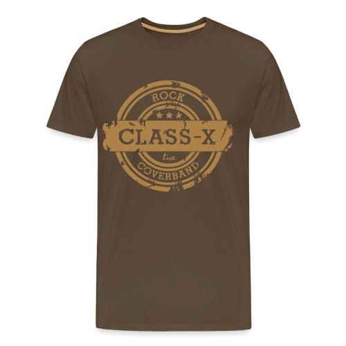 Class-X - Mannen Premium T-shirt