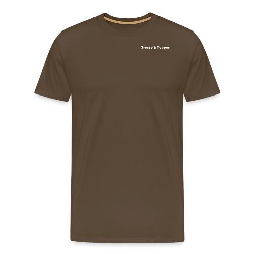 Grosse - Männer Premium T-Shirt