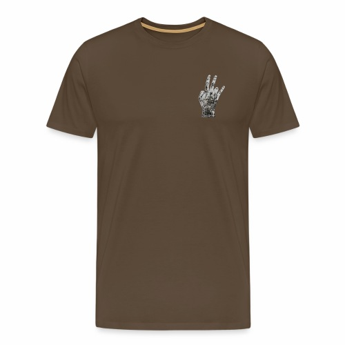 Twentyone Logo - Männer Premium T-Shirt