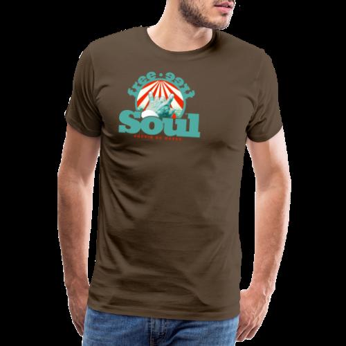 geweihbär - Männer Premium T-Shirt