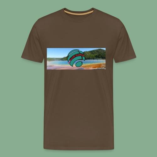 Yellowstone - Grand Prismatic - T-shirt Premium Homme