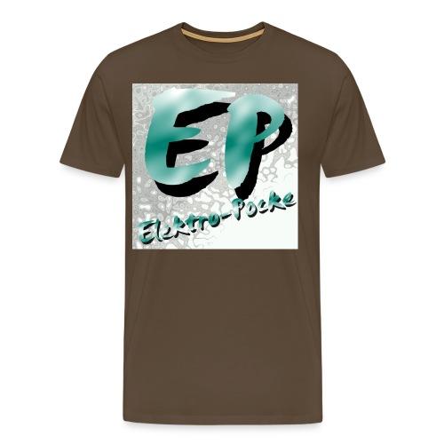 Elektro-Pocke T-Shirt Premium - Männer Premium T-Shirt