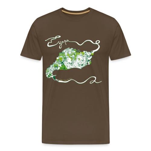 tshirt citty - T-shirt Premium Homme