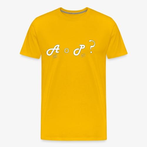 aop - Men's Premium T-Shirt