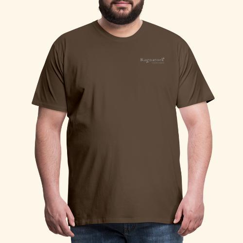 Mann des Nordens White - Männer Premium T-Shirt