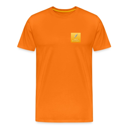 Dutch Bird Alert - Mannen Premium T-shirt