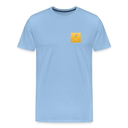 Dutch Bird Alert - Mannen Premium T-shirt