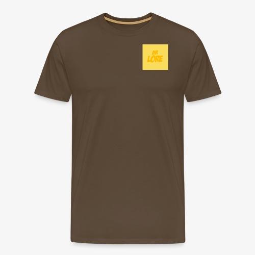 logo - Maglietta Premium da uomo