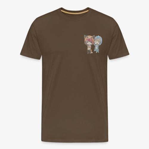 Abi and Lou - Men's Premium T-Shirt