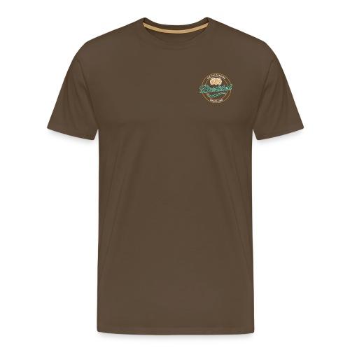 Bierstüberl Deuerling - Männer Premium T-Shirt