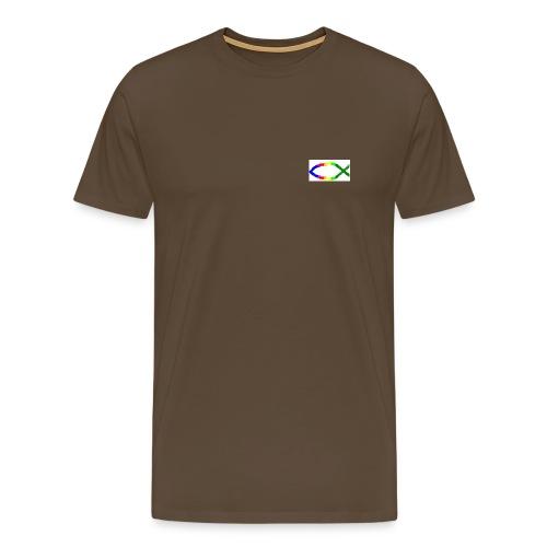 fisch1 - Männer Premium T-Shirt