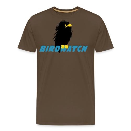 Birdwatch - Männer Premium T-Shirt