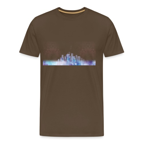 Down Town Collection 2018 - T-shirt Premium Homme