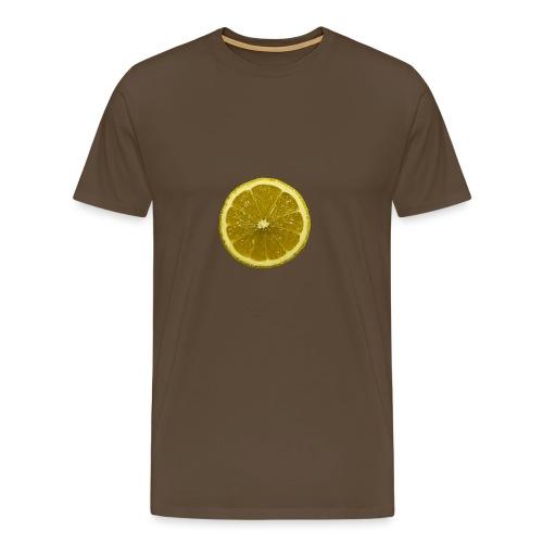 Lime - Maglietta Premium da uomo